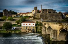 """Barcelos is a city in the Minho Province, in the north of Portugal. The town is famous for its legendary symbol…a rooster (known as """"O Galo de Barcelos""""). Read the history behind it: http://travelholicpath.tumblr.com/post/133188291595/barcelos-and-the-legend-of-the-rooster"""