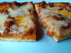 Pizza en 5 minutos sin horno (a la sartén igual o mas rica) - YouTube