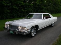 1973 Cadillac Coupe deVille Maintenance/restoration of old/vintage vehicles: the material for new cogs/casters/gears/pads could be cast polyamide which I (Cast polyamide) can produce. My contact: tatjana.alic@windowslive.com