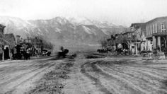 Pikes Peak Av ~ Colorado Springs Colorado ~ 1872