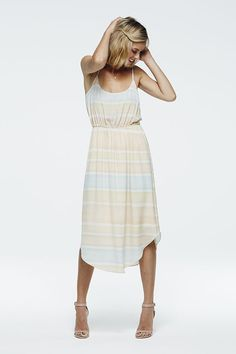 Paper Crown Catalina Dress