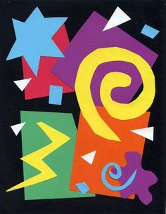 Matisse Collage – Art Projects for Kids. Henri Matisse was a French artist, known for his use of color. After losing the ability to paint late in life, he explored and mastered the art of paper cut outs. I've found a rather simple formula that will help students create their own Matisse-style collage.