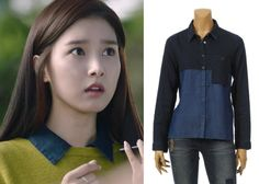 "Kim So-Eun 김소은 in ""Liar Game"" Episode 1.  G by Guess GE3D1254 Shirt #Kdrama #LiarGame 라이어 게임 #KimSoEun"