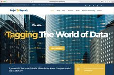 """""""This new website demonstrates the growing acceptance of the value of the Haystack methodology,"""" Building Systems, News Sites, Acceptance, March, Product Launch, Organization, Marketing, Website, Learning"""