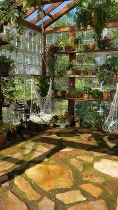 Dream Home Design, My Dream Home, House Design, Future House, Dream Garden, Home And Garden, Room With Plants, House Plants Decor, Plant Decor