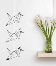 adesivo de parede: kyoto, adesivo decorativo