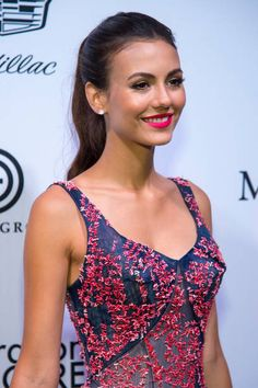Actress Victoria Justice attends amfAR generationCURE Solstice 2017 at Mr Purple on June 20 2017 in New York City