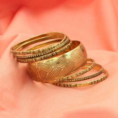 Bollywood Indian Ethnic Floral Oxidized Jewelry Bangles Bracelet Sizes 2-4 #DesaiJewellers #Bangle