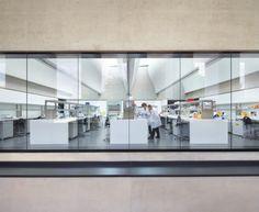 Architect: Stanton Williams Location: Cambridge, United Kingdom Client: The University of Cambridge Main Contractor: Kier Regional Civil and Structural