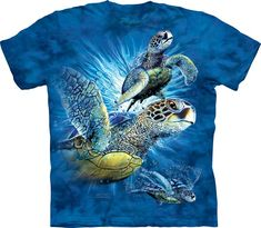 Encuentra las 9 tortugas marinas. #3515