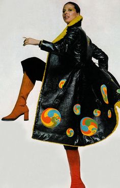 Oscar de la Renta by Penati Vogue 1970