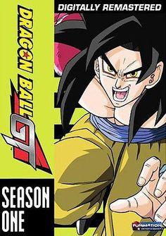 Dragon Ball GT: The Movie: Season 1
