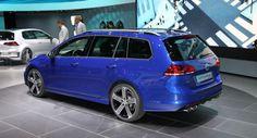 2016 Volkswagen Golf R Variant