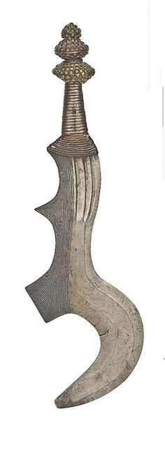 Lot 5         A Congolese Throwing Knife
