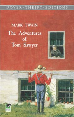 The Adventures of Tom Sawyer by Mark Twain #Books #Kids #Adventure