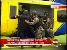 COSTA RICA SI TIENE EJERCITO VESTIDO DE POLICIA.fl - YouTube