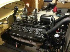 Sweet Lincoln V12 Nissan Trucks, Chevrolet Trucks, Ford Trucks, Hot Rods, Mechanical Force, Ford Stock, Lincoln Zephyr, Hemi Engine, Performance Engines