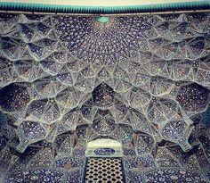 Mezquita Heikh-Lotfollah en Esfahan,Irán