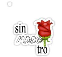 Sin Rostro Sticker