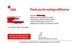 Kat's Metal Litter Box Donates $100 to Aberta Fire Appeal and challenges other Canadian Music Sites, Bands to Match or give more. Donate here enter in larger ammouns You can help relief effo…