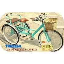 Triciclo Vintage Cinderella