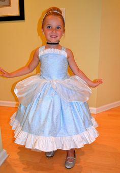 Cinderella style Princess Dress :)