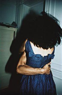 NAN GOLDIN  The Hug, New York City, 1980