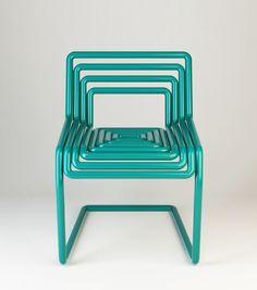 Joe Colombo, Tube Chair, 1969