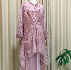 Kebaya Muslim, Kebaya Hijab, Kebaya Dress, Hijab Dress, Dress Brokat, Kebaya Brokat, Indonesian Kebaya, Hijab Stile, Bridesmaid Dresses