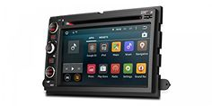 NewerStone Quad Core Android 5.1.1 Car Stereo for Ford F150 2004-2008 /Fusion 2006-2009/Explorer 2006-2009/Edge 2007-2009/Expedition 2007-2009