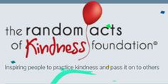 "Did you know this was Random Acts of Kindess Week? I admit, until I saw a post on Facebook two days ago, I didn't even know there is an official week designated to making the world a better place one small, kind gesture at a time. Then again, I didn't know that there is a Random Random Acts of Kindness WeekActs of Kindness Foundation. If I had, I certainly would have signed up for their monthly newsletter and ""liked"" them on Facebook long ago.... Click to read more."
