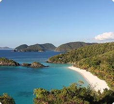 Our Vacation Spot for December Every Year-Trunk Bay St. John