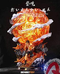 #luffy #onepiece #ace #figure One Piece Theme, Action Figure One Piece, Otaku, Action Figures, Geek Stuff, Cartoon, Manga, Toys, Painting