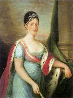 Carlota Joaquina de Bourbon    Imperatriz do Brasil (de jure)    Rainha consorte de Portugal    Infanta de Espanha