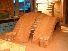 Laurie baker arch construction technique - Google Search