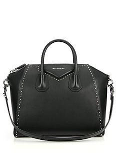 Givenchy - Antigona Medium Studded Satchel 41a4d6b2699b7