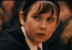 Neville longbottom as a first year!