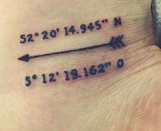 Pfeil Tattoo Designs mit Bedeutungen – 35 Ideen