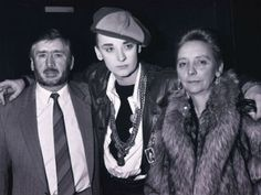George Alan O'Dowd (Ó Dubhda) with parents Gerry (from Thurles, Co Tipperary, Ireland) and Dinah (from Dublin, Ireland). Culture Club, Boy George, 80s Music, Mother And Father, Childhood Memories, Irish, Dads, Singer, People