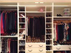 walk in wardrobe designs - Google Search