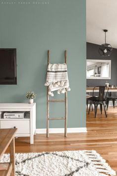 Living Room Color Schemes, Living Room Paint Colors, House Color Schemes Interior, Home Color Schemes, Paint Color Schemes, Kitchen Wall Colors, Living Room Accent Wall, Interior Wall Colors, Apartment Color Schemes