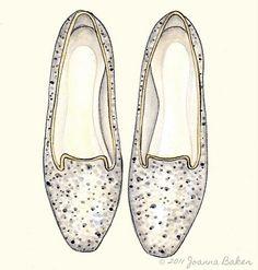 loafer love! by @JoannaLBaker