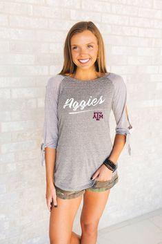 ca46f362eaa23 Texas A M Aggies. Texas A M Aggies – Gameday Couture