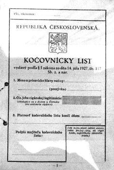 Kočovnícky list - Rómovia – Wikipédia