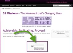 52 organizing mission