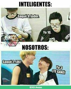 Read 003 from the story 🌈 Memes EXO🌈 by (🌹) with reads. memes, exo-l, kpop. Funny Spanish Memes, Spanish Humor, Funny Memes, Exo Memes, Band Workout, Drama Memes, Kim Minseok, Bts And Exo, Camila