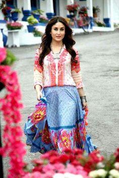 Kareena kapoor - singham returns
