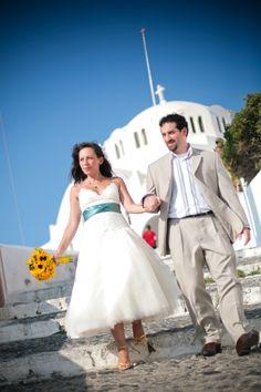 Santorini wedding Jonathan Thrasher destination wedding photography
