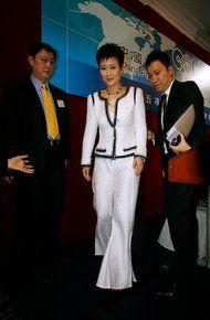 报告提到了中国前总理李鹏的女儿李小琳的名字。