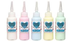 One 20ml Bottle of Tamiya Decoration Series Icing or Sugar Coat. Fake icing for miniature food. Choose from the colours available